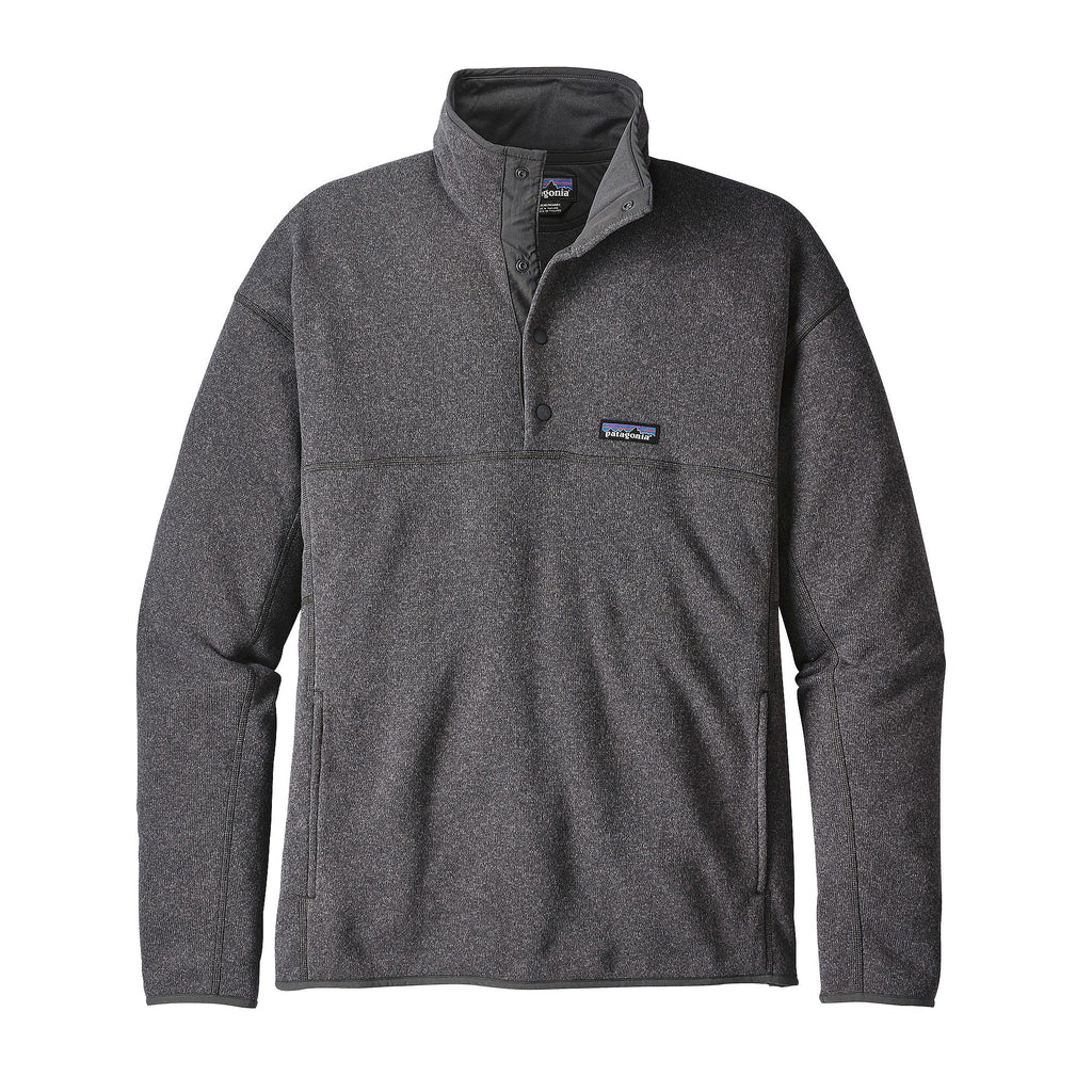 Patagonia Men's Lightweight Better Sweater Marsupial-Forge Grey