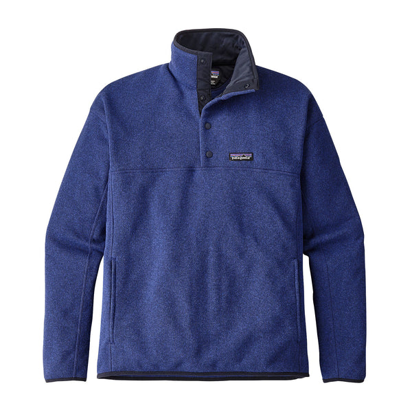 Patagonia Men's Lightweight Better Sweater Marsupial-Viking Blue