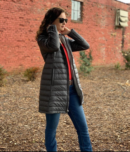 Patagonia Radalie Parka for women keeps you warm in the wind and cold. Shop Bennetts Clothing for a large selection of womens outerwear and boots with same day shipping