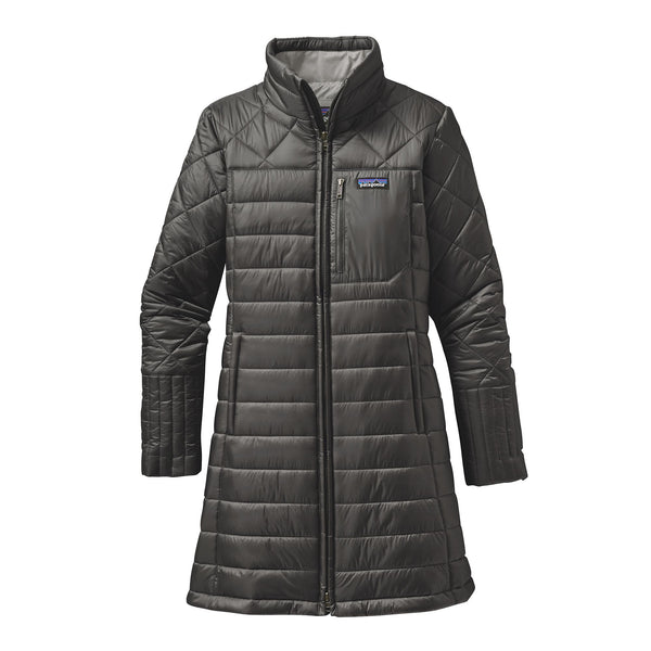 Patagonia Womens Radalie Parka-Forge Grey