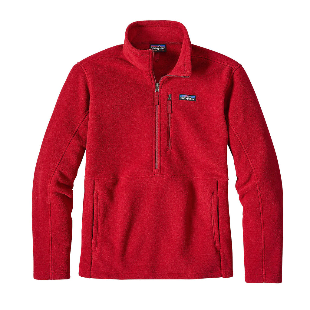 Patagonia Men's Synchilla Marsupial-Classic Red