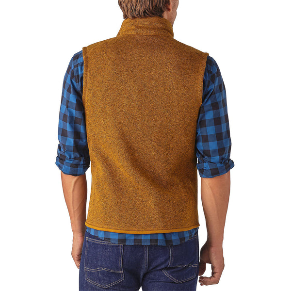 Patagonia Mens Better Sweater Vest-Tapenade - Bennett's Clothing - 2