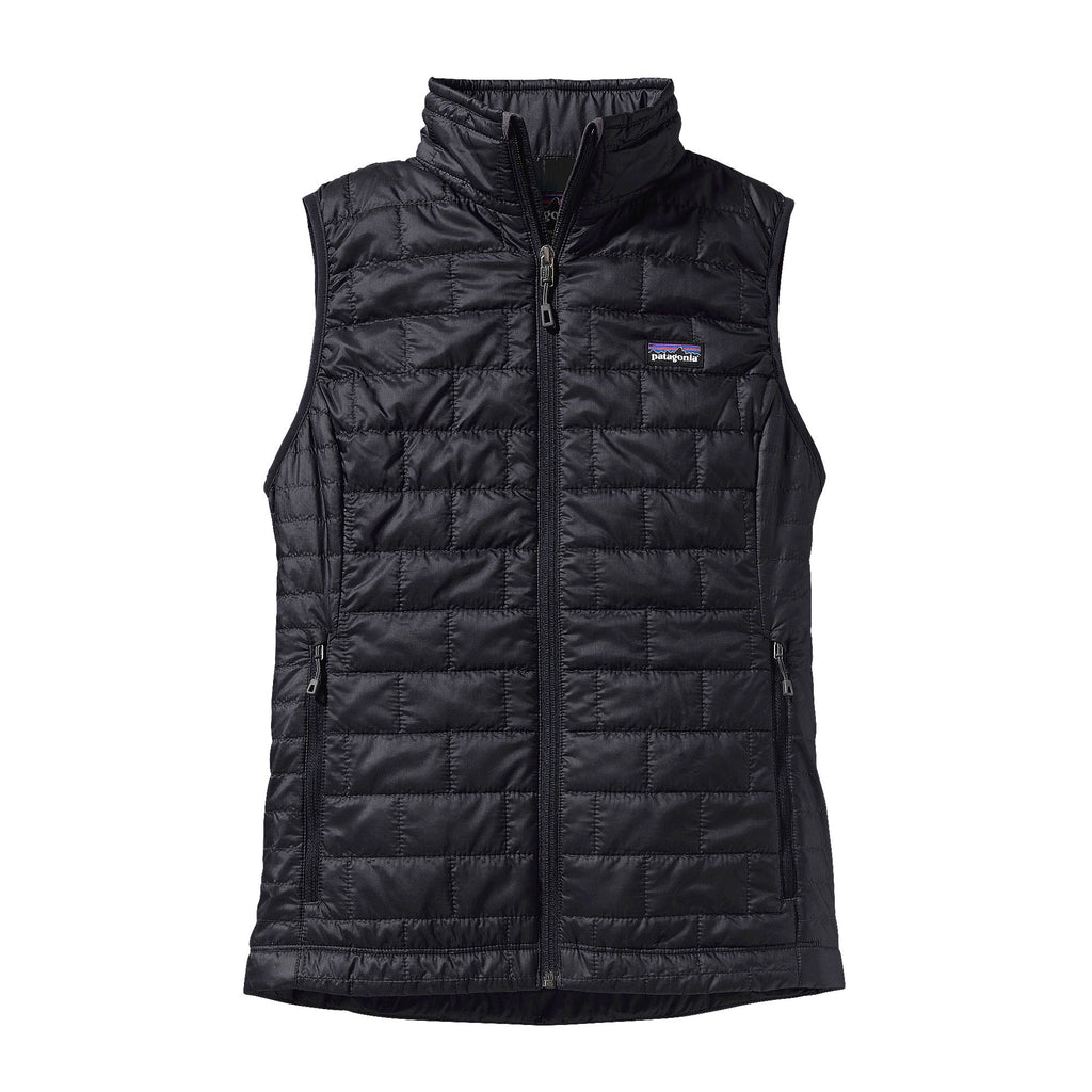 Patagonia Nano Puff Vest for women -Shop Bennetts Clothing for a large selection of womens outerwear and boots with same day shipping