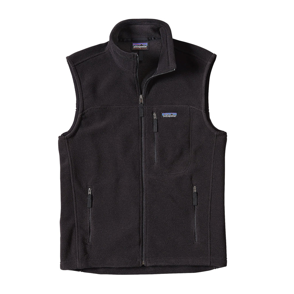 Patagonia mens Classic Synch Fleece Vest -Shop Bennetts Clothing for the best in outdoor menswear