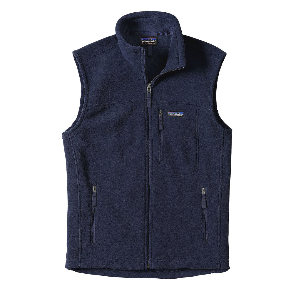 Patagonia Mens Synchilla Fleece Vest -Shop Bennetts Clothing for the best in outdoor menswear with same day shipping