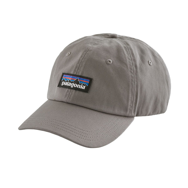 Patagonia P-6 Label Trad Hat-Drifter Grey