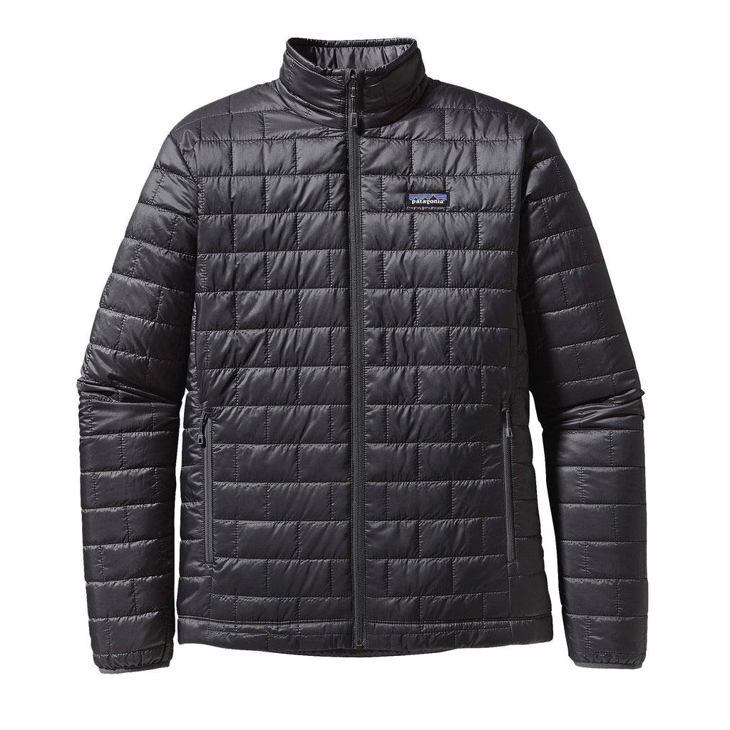 Patagonia Nano Puff Jacket for Men is so warm, lightweight and packable. Shop Bennetts Clothing for a large selection of mens outerwear with same day shipping to your front door.