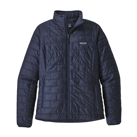 Patagonia Nano Puff Jacket for women -Shop Bennetts Clothing for a large selection of womens outerwear and boots with same day shipping