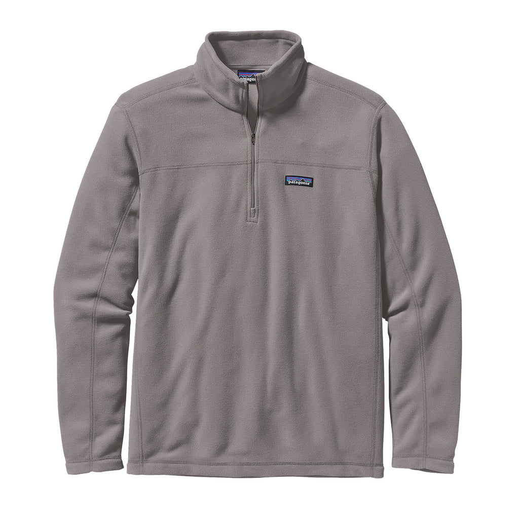 Patagonia Men's Micro D 1/4 Zip Pullover -Shop Bennett's Clothing and receive same day shipping with the best customer service