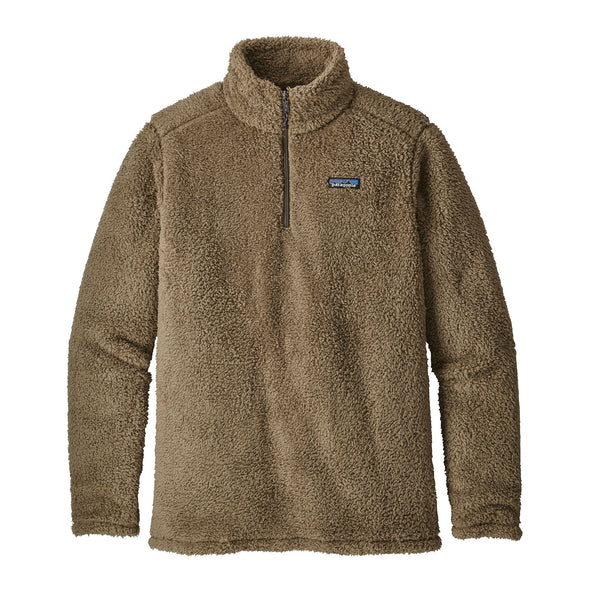 Patagonia Los Gatos 1/4 Zip Pullover for Men-Dark Ash