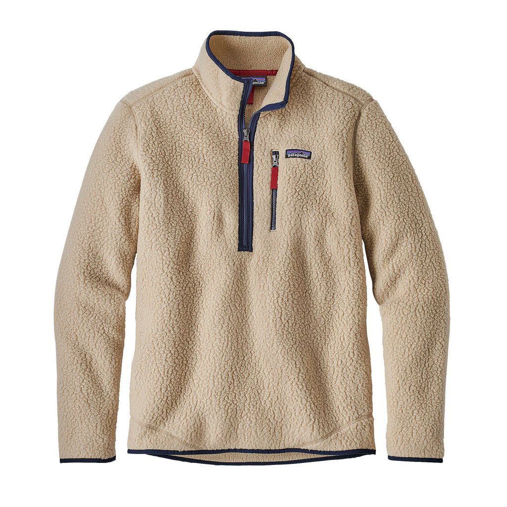Patagonia Men's Retro Pile Pullover -Shop Bennetts Clothing for a large selection of mens outdoor wear