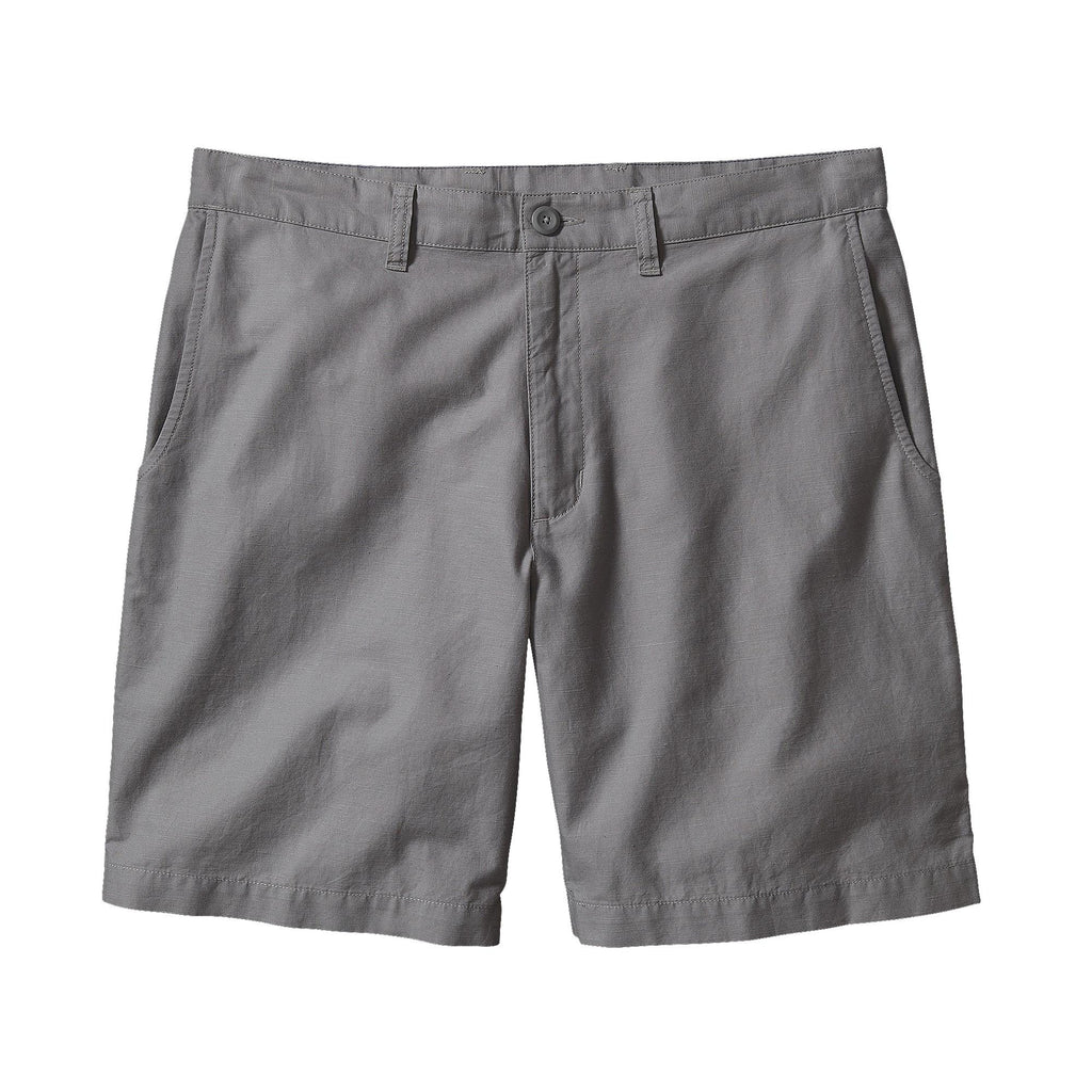 "Patagonia Mens Lightweight Hemp 8"" Short-Feather Grey - Bennett's Clothing"