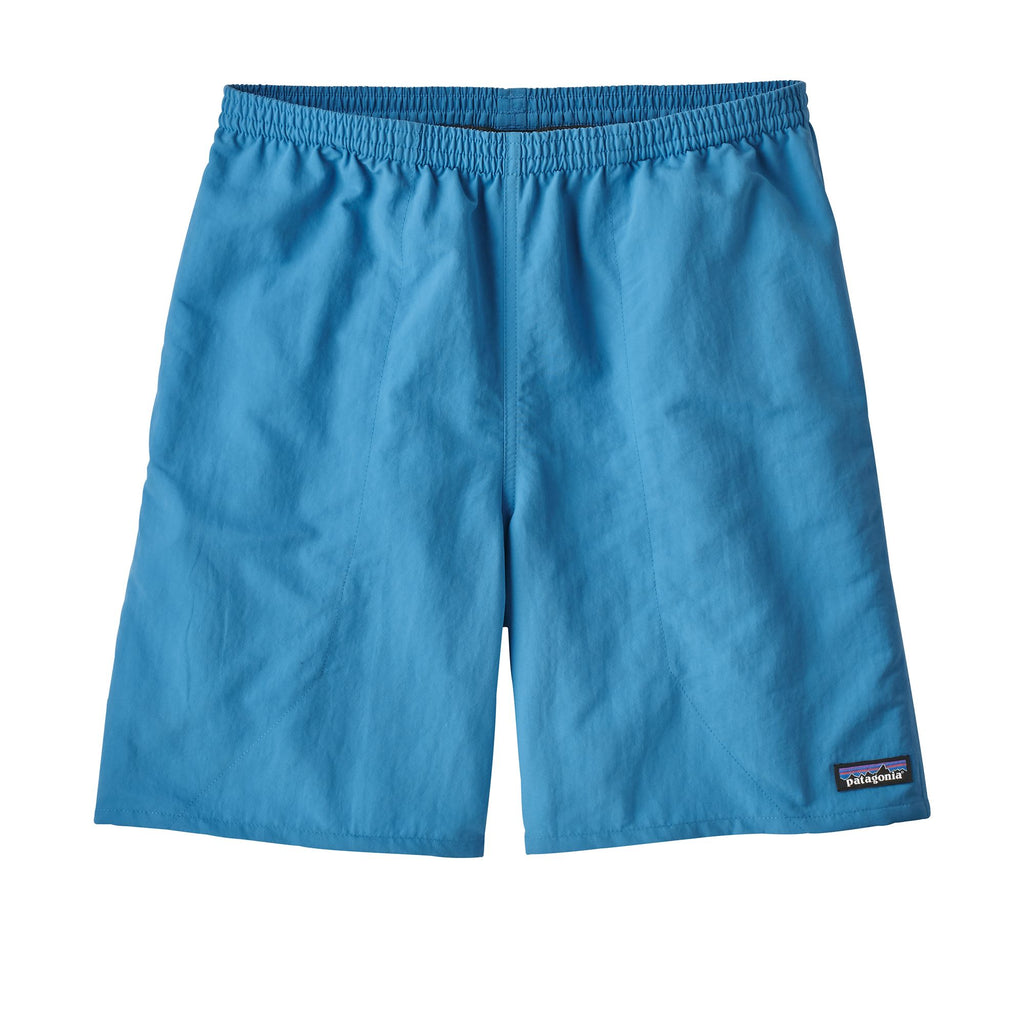 "Patagonia Men's Baggies Longs 7"" Short-Radar Blue"