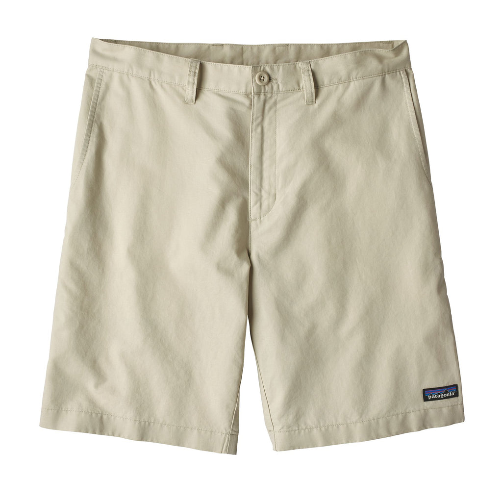 "Patagonia Mens 10"" All-Wear Hemp Shorts-Pelican"