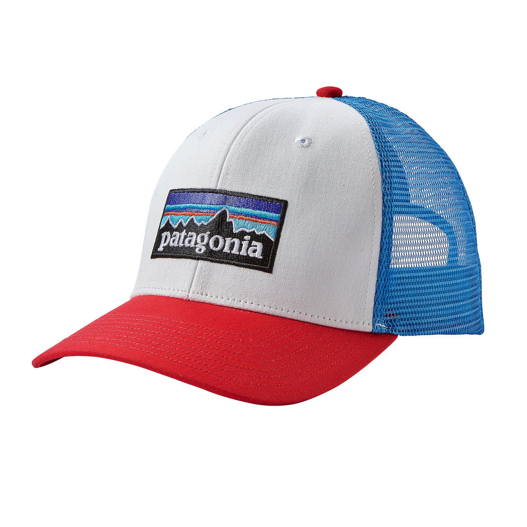 Patagonia P-6 Logo Mid Crown Trucker hats are the latest in cool hats. Shop Bennetts Clothing for a large selection of name brand outdoor clothing