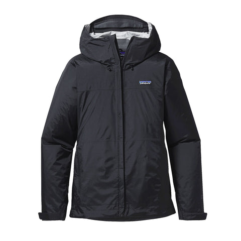 Patagonia W's Torrentshell Rain Jacket-Black - Bennett's Clothing