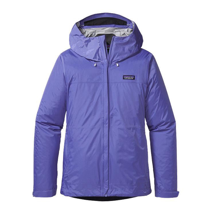 Patagonia W's Torrentshell Rain Jacket-Violet Blue - Bennett's Clothing