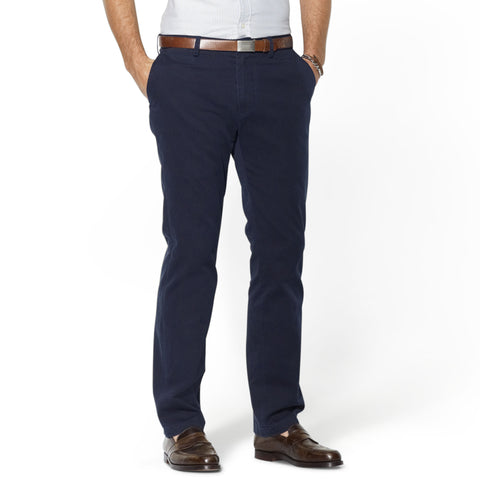 Polo Ralph Lauren Classic Fit Pant-Navy