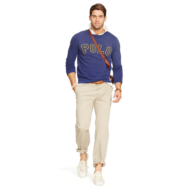 Polo Ralph Lauren Relaxed Fit Pants-Khaki - Bennett's Clothing - 4