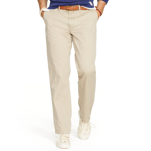 Polo Ralph Lauren Relaxed Fit Pants-Khaki - Bennett's Clothing - 1