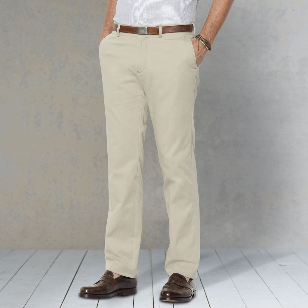 bef3669aa ... Polo Ralph Lauren Classic Fit Pant-Khaki - Bennett s Clothing - ...