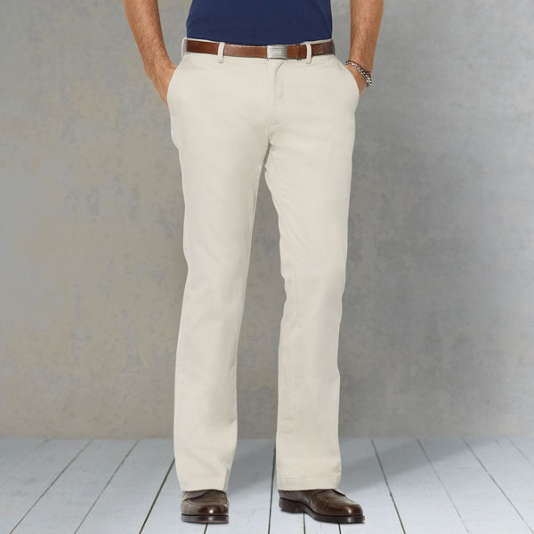 Polo Ralph Lauren Classic Fit Pant-Stone - Bennett's Clothing - 2