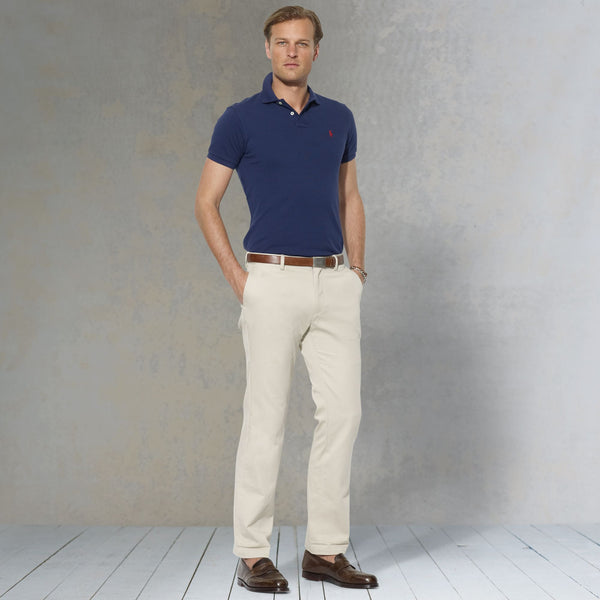 Polo Ralph Lauren Classic Fit Pant looks classy for the office or a night out on the town. Shop Bennett's Clothing for the brands you know and love with same day shipping to your front door.
