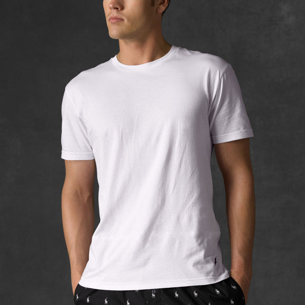 Polo Ralph Lauren Men's Crew Neck Undershirt -Shop Bennetts Clothing for a large selection of name brand menswear