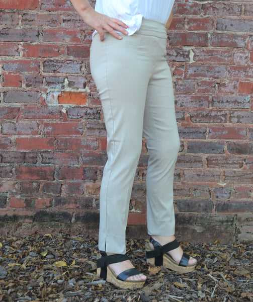 Renuar Cigarette Leg Pants are a customer favorite -Shop Bennetts Clothing for the best price and customer service with the fastest shipping