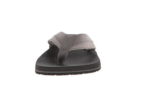 Sanuk Men's Beer Cozy Light Flip Flop-Charcoal - Bennett's Clothing - 5