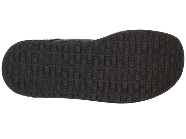 Sanuk Men's Chiba Shoe-Black - Bennett's Clothing - 7