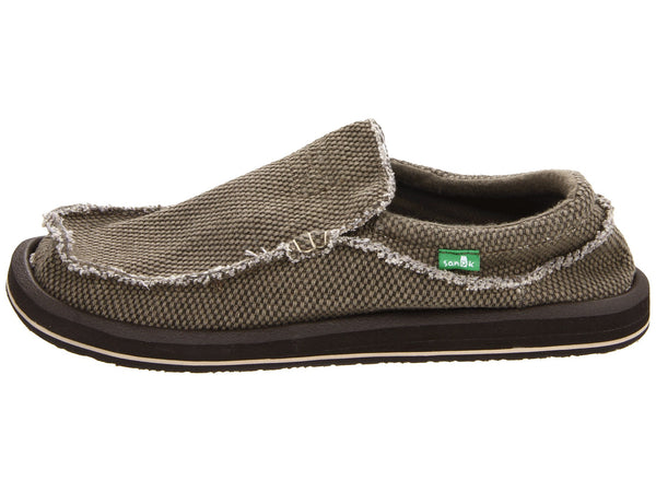 Sanuk Men's Chiba Shoe-Brown - Bennett's Clothing - 2