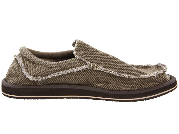 Sanuk Men's Chiba Shoe-Brown - Bennett's Clothing - 4