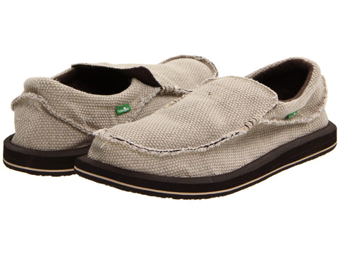 Sanuk Men's Chiba Shoe-Tan - Bennett's Clothing - 1