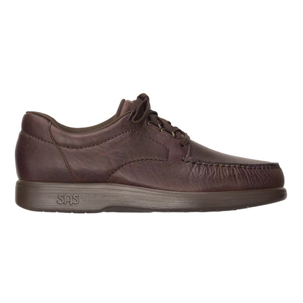SAS Men's Bout Time Walking Shoe-Mulch