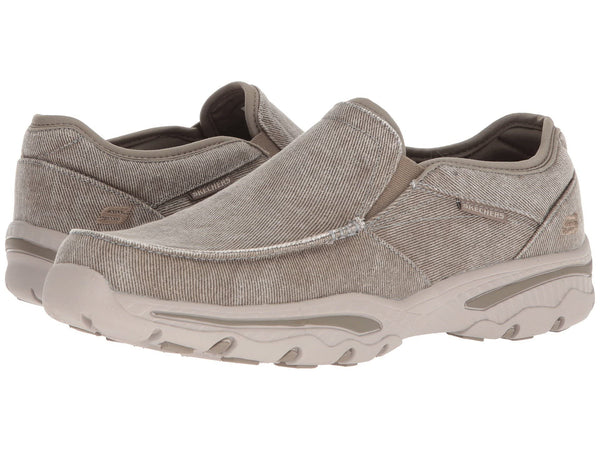 Skechers Creston Moseco Loafer for men has a laid back-comfy fit that you will love. Bennetts Clothing for a large selection of mens shoes with great prices and same day shipping