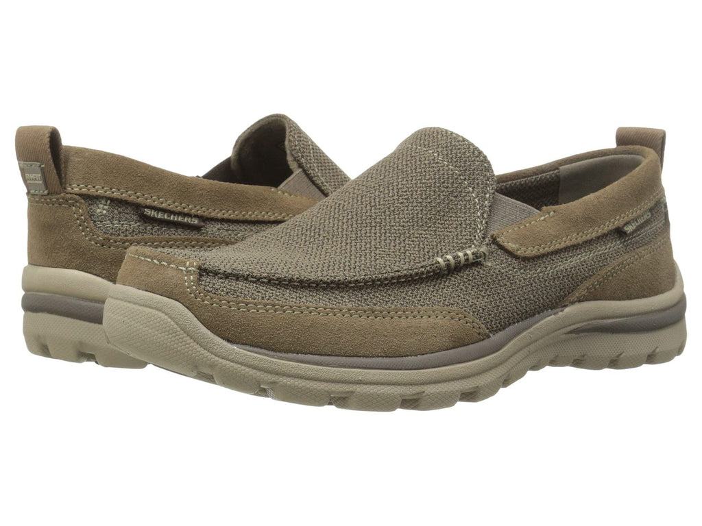 Skechers Superior Milford Loafer for men has a laid back-comfy fit that you will love. Bennetts Clothing for a large selection of mens shoes with great prices and same day shipping