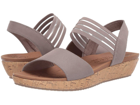 Skechers Brie Lo'Profile sandal sets your style apart from the rest. Shop Bennetts Clothing for a large selection of womens sandals with great prices and same day shipping