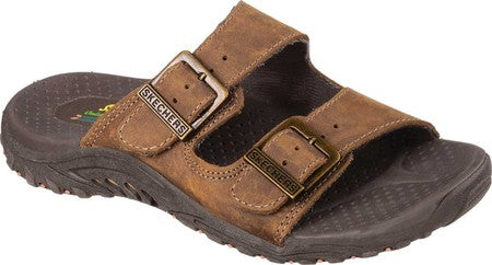 Skechers Reggae Jammin sandal is perfect for hanging at the beach or trail.. Shop Bennetts Clothing for a large selection of womens sandals with great prices and same day shipping