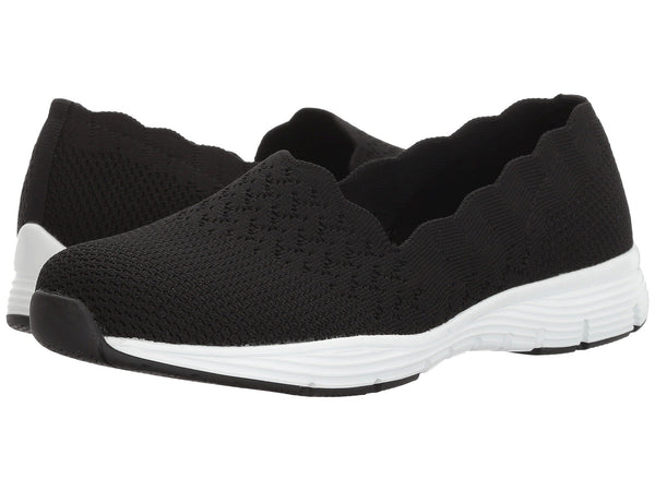 Skechers Seager Stat slip-on shoe sets your style apart from the rest. Shop Bennetts Clothing for a large selection of womens sandals with great prices and same day shipping