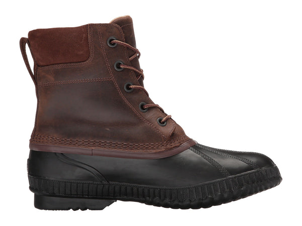 SOREL Mens Cheyanne II Lace-up Waterproof Boot-Tobacco/Black