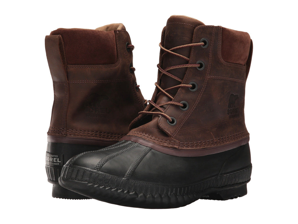 Sorel Cheyanne II Duck boots will have you ready for Mother Nature this season. Shop Bennetts Clothing and receive same day shipping with awesome customer service