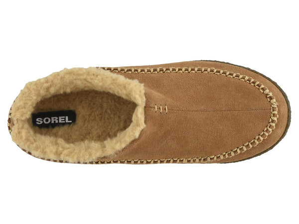 Sorel Falcon Ridge Slip-on Moc-Camel Brown