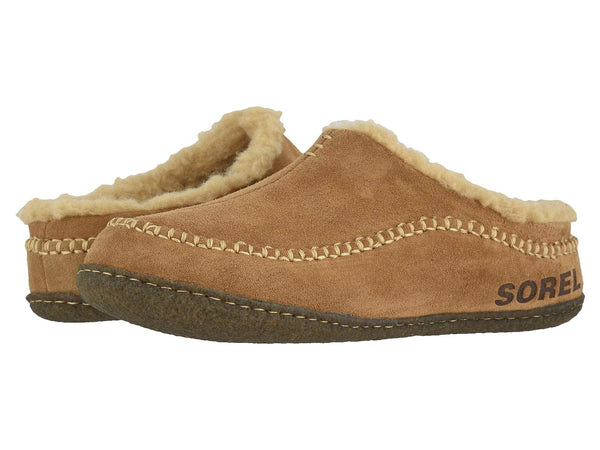 Sorel Falcon Ridge slip-on mocs are handsome, comfortable, and ready Mother Nature turns chilly. Shop Bennetts Clothing and receive same day shipping with awesome customer service
