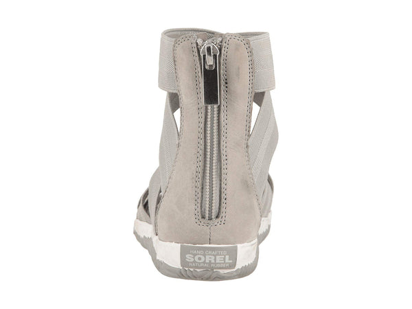 Sorel Out N About Plus Strap Sandal-Dove Grey
