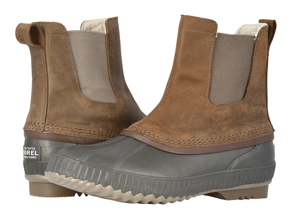 Mens Pull On Snow Boots