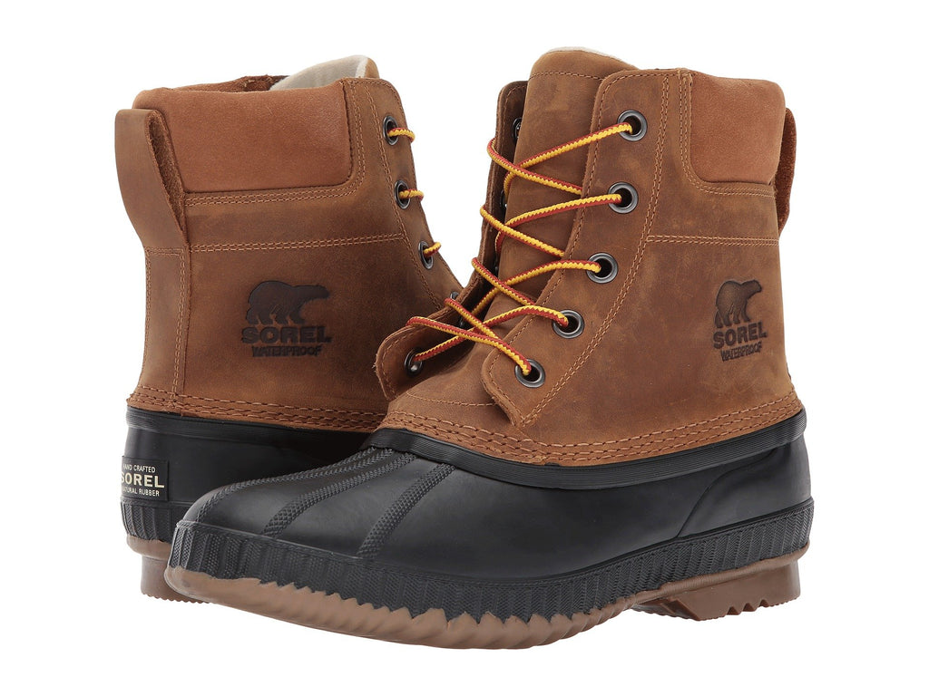 Mens Sorel Cheyanne II Duck Boots will have you ready for Mother Nature this season. Shop Bennetts Clothing and receive same day shipping with awesome customer service