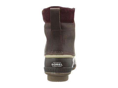 SOREL Mens Cheyanne Lace Snow Boot-Madder Brown-Stout - Bennett's Clothing - 3