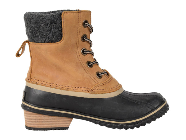 Sorel Womens Slimpack II Lace Boot-Elk/Black - Bennett's Clothing - 4