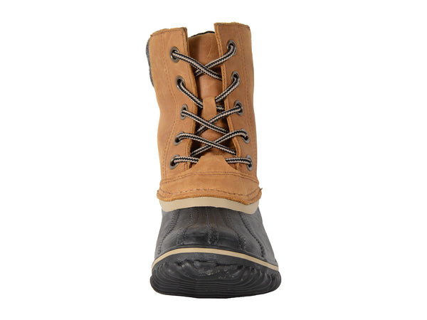 Sorel Womens Slimpack II Lace Boot-Elk/Black - Bennett's Clothing - 5